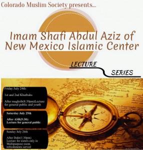 Imam Shafii Announcement